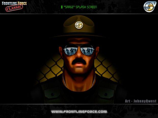 """""""Sarge"""" Splash Screen"""