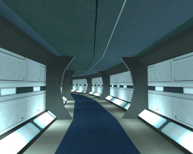 The NEW corridor!
