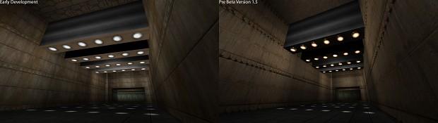 Pre Beta Version 1.5 Comparison