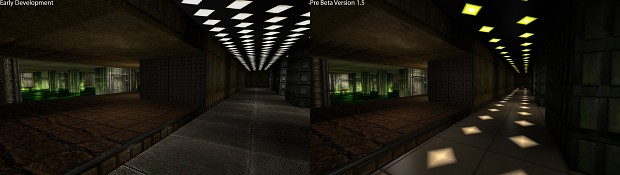 Pre Beta Version 1.5 Comparison