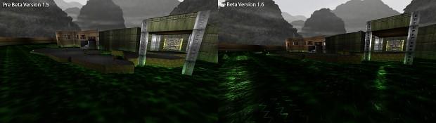 Pre Beta Version 1.6 Comparison