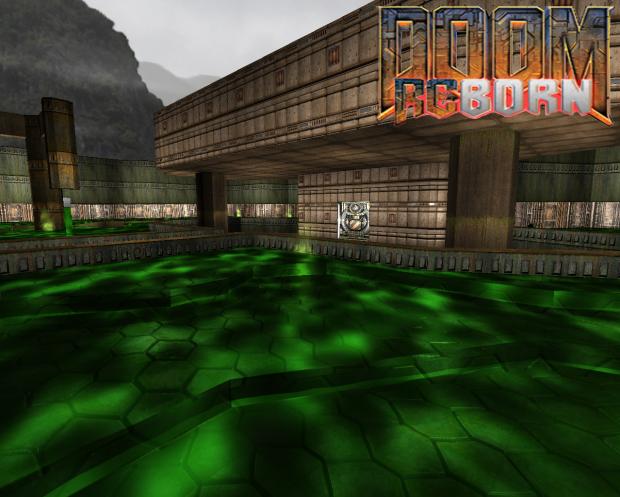 Pre-Beta Version 1.6 Image\E1M4b loading screen image