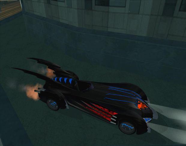 Good Car Bad Car >> 1997 Batmobile image - GTA: Gotham City mod for Grand Theft Auto: San Andreas - Mod DB
