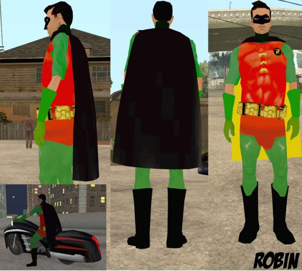 Robin Ped