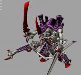 Hive Tyrant Model