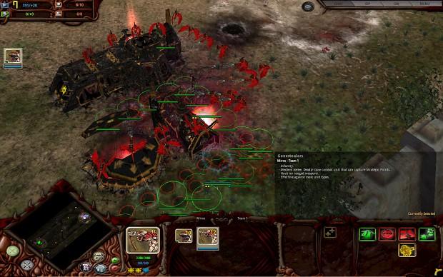 Gargoyles In-Game
