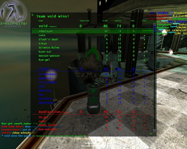 DM_Alpestrine gameplay screenshot