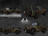 Mercedes Wolf 4x4