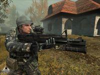 Ukrainian made VEPR assault rifle