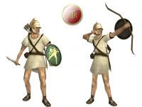 Cretan Mercenary Archer