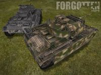 Panzer III J and L by Rad