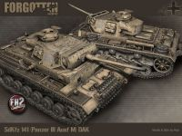 Panzer III M DAK