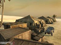 Desert Tents by Rad