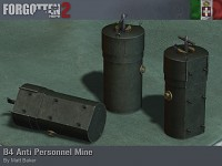 B4 Antipersonnel Mine