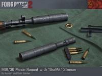 Mosin Nagant M1891/30 with