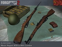 M38 and M44 Carbines