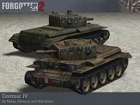 Centaur Mk IV