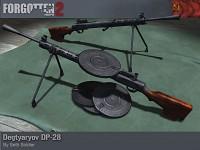 Degtyaryov DP-28