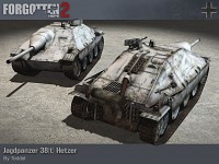 The Jagdpanzer 38(t) Hetzer
