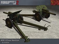 122mm Howitzer M1938