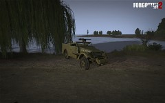 Lend Lease M3A1E1 Scout Car