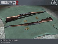 M1903A1 Springfield
