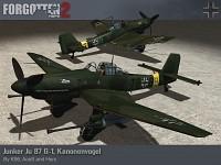 "Junkers Ju 87G-1 ""Kanonenvogel"""