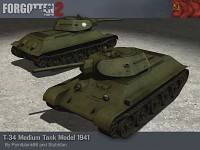 T-34 model 1941