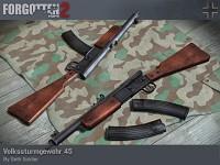 Volkssturmgewehr 45