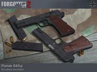 Pistolet Wz. 35 Vis