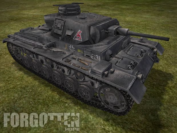 Panzer III J by Rad