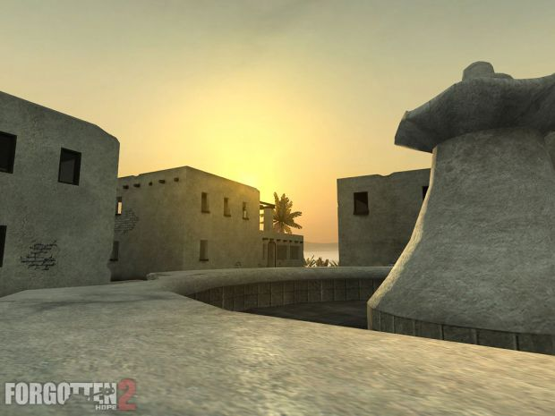 African Courtyard