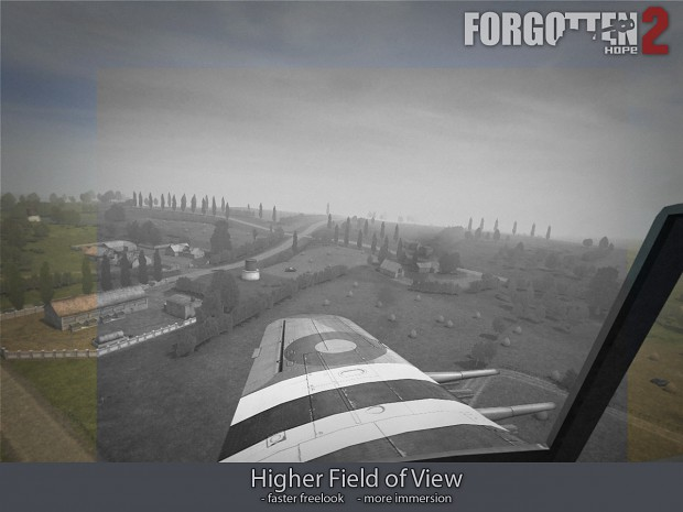Aircraft Improvements