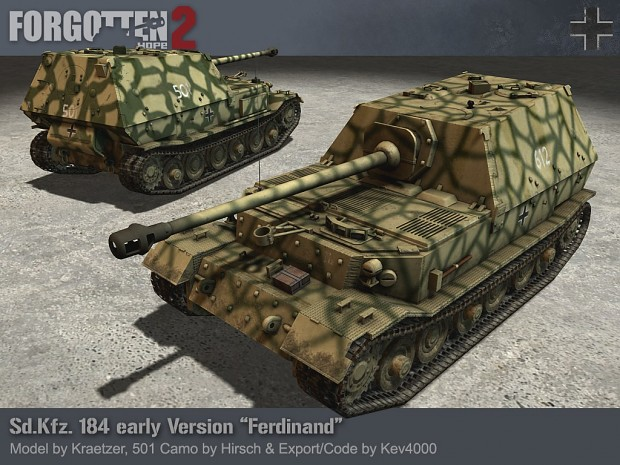 """Panzerjäger Tiger (P) """"Ferdinand"""""""