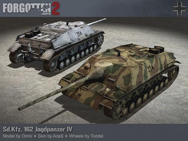 """Jagdpanzer IV """"Duck"""""""