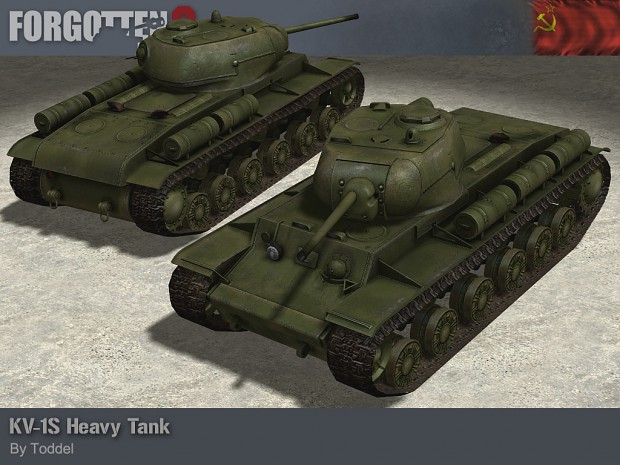 The KV-1S