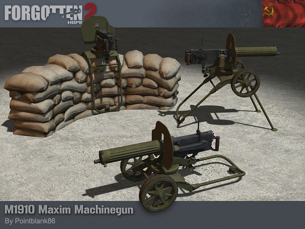 M1910 Maxim