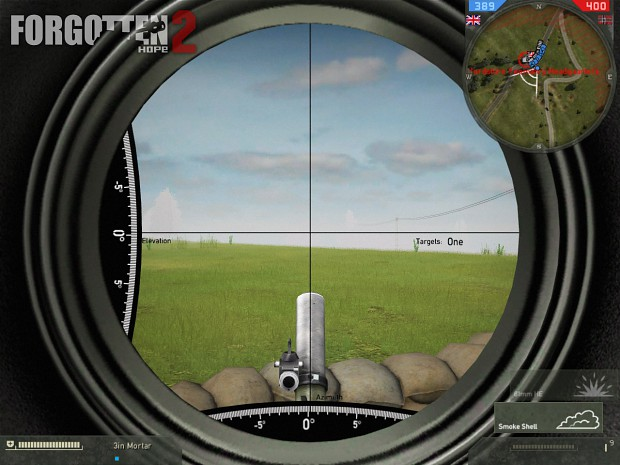 Smoke mortar rounds image - Forgotten Hope 2 mod for