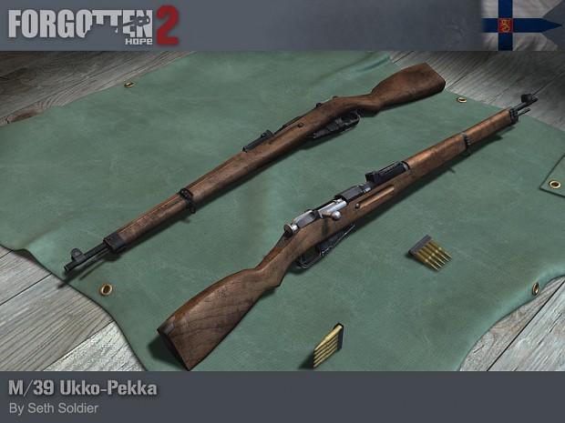 """M/39 """"Ukko Pekka"""""""