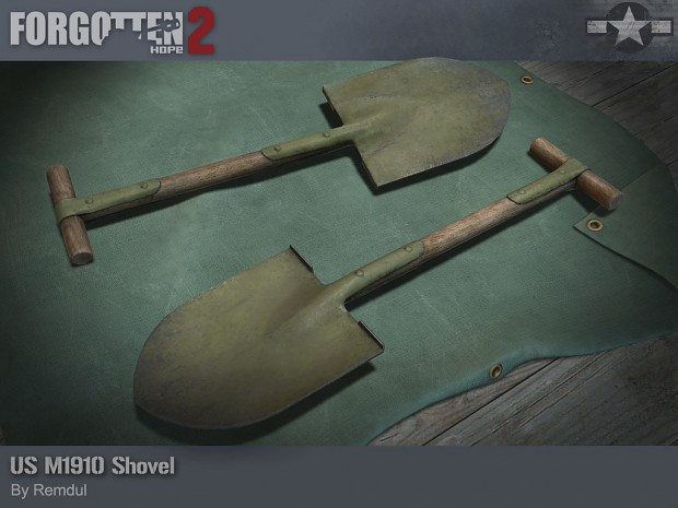 The M1910 Shovel