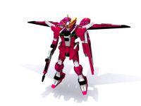 Infinite Justice Gundam WIP