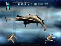 Invader Medium Fighter Craft