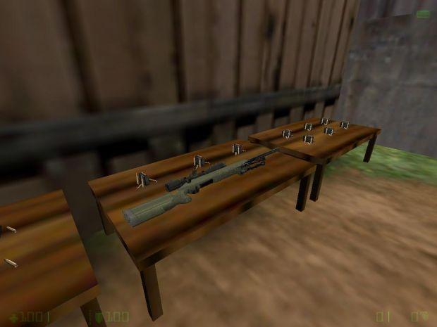 V1.1 Sniper Rifle