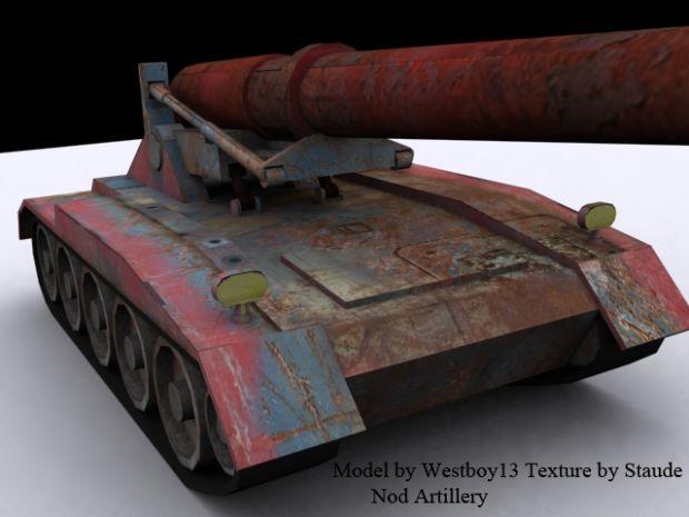 Nod Artillery