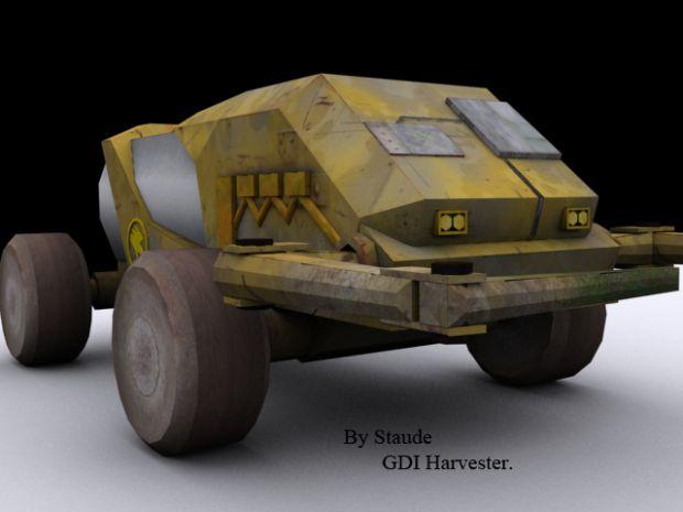 GDI Harvester