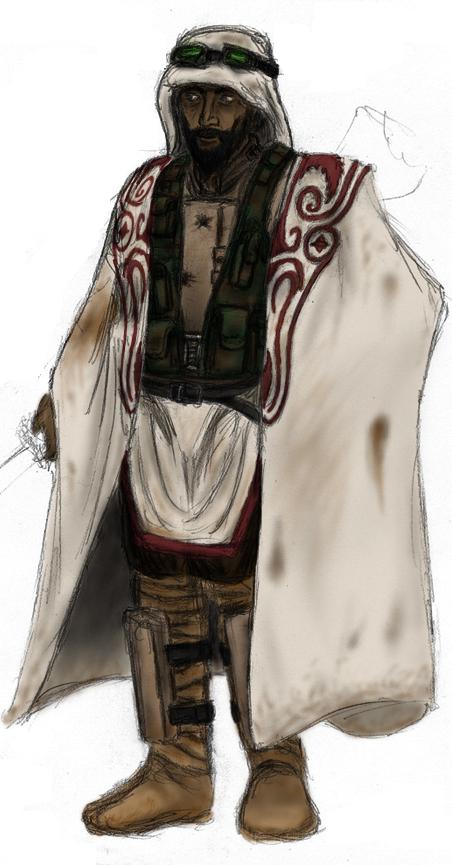 FTF Arab Soldier