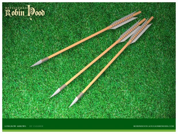 how to make a longbow and arrow