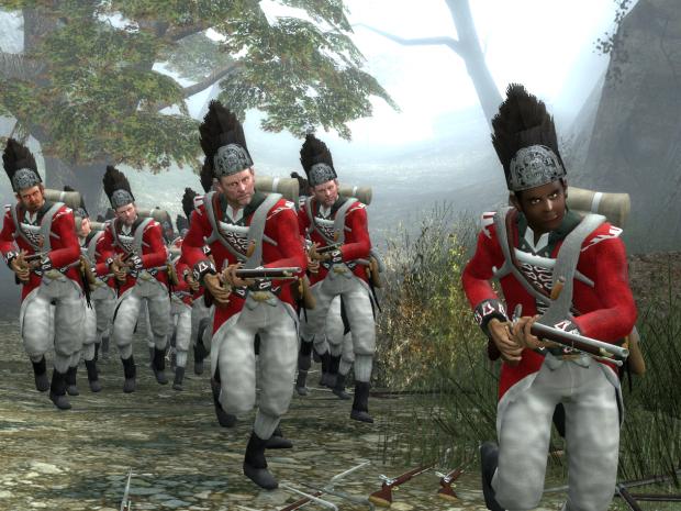 New British Grenadier Model