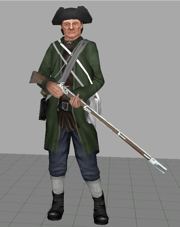 1.5a new class: Minuteman