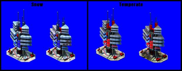 Soviet tech center, minus buildup.